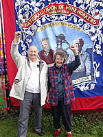 Durham Miners' Gala  [John and Doreen Elliot]